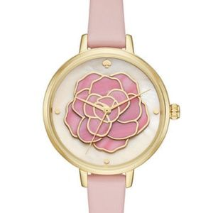 HOST PICK! NWT Kate Spade Watch Metro Rose KSW1257